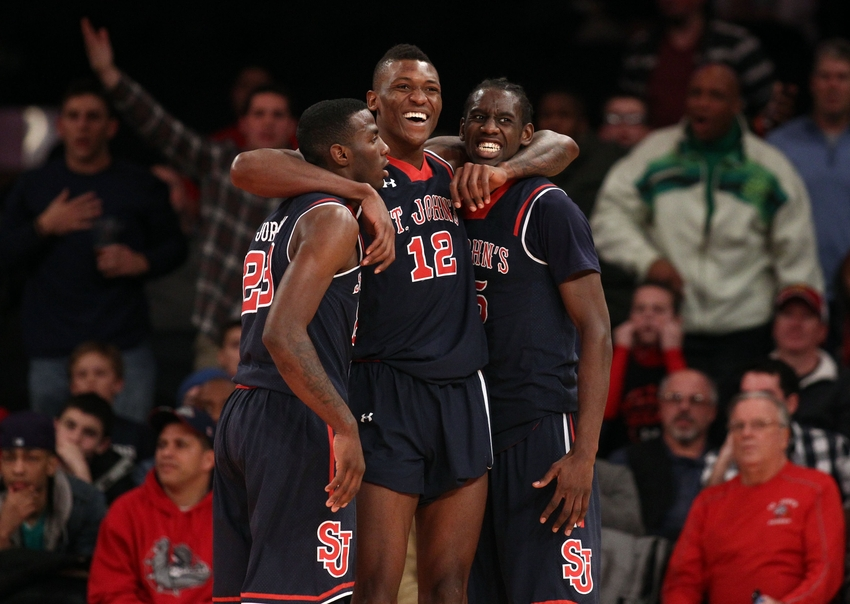 NCAA Basketball: St. John's at Gonzaga