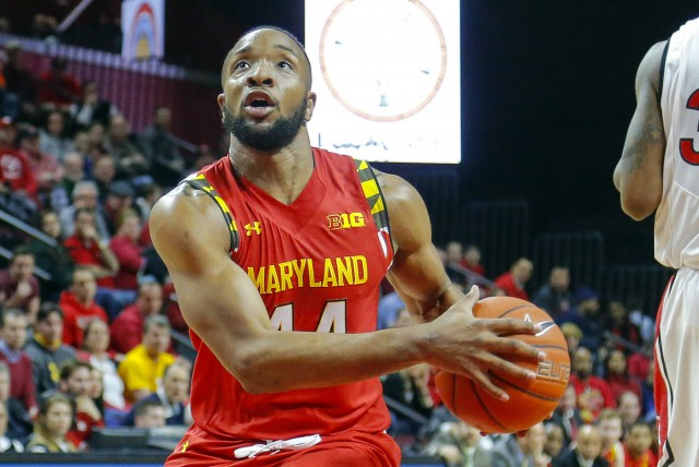 NCAA Basketball: Maryland at Rutgers