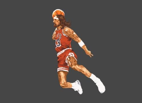 jesus dunk